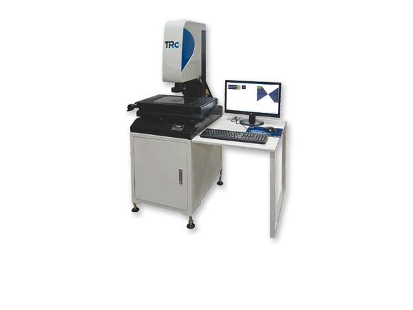 Profile projectors and vision machines.