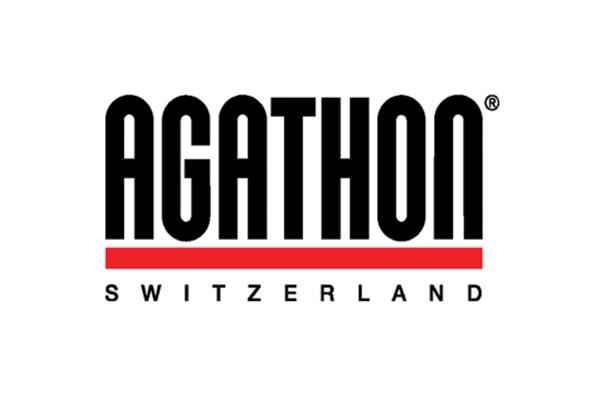 Marchio Agathon grande.