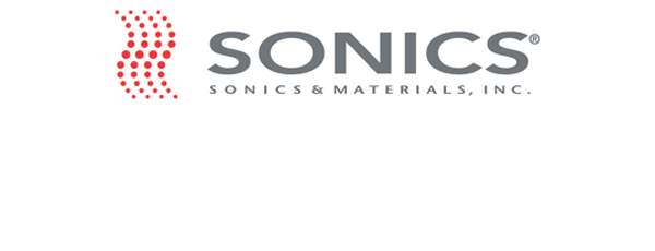 Marchio Sonics & Materials.