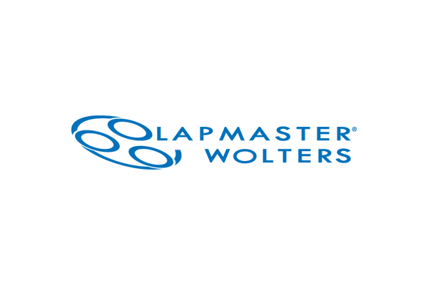 Marchio Lapmaster & Wolters grande.