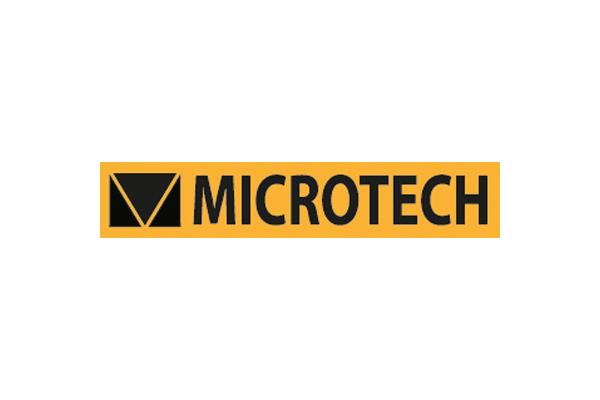 Marchio Microtech grande.