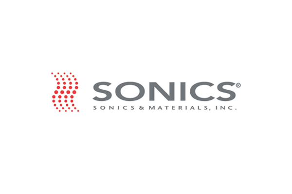 Marchio Sonics & Materials grande.